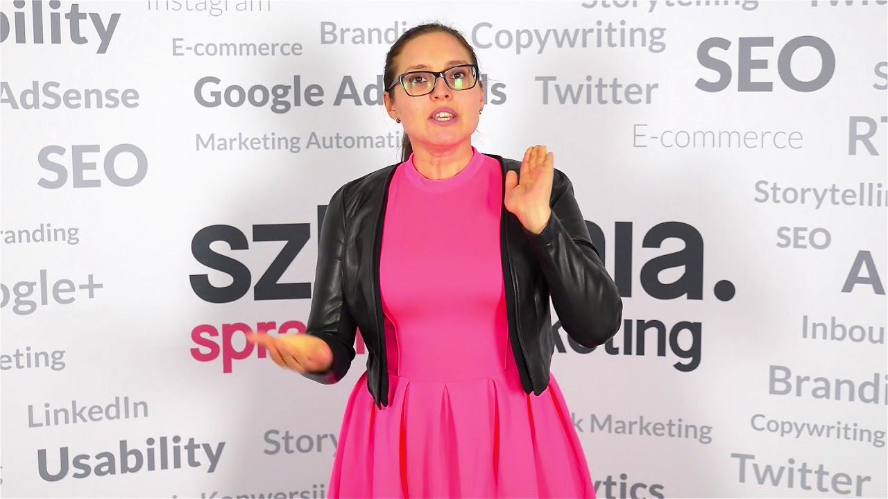 Szkolenie Facebook Marketing – opinia Anii Popławskiej