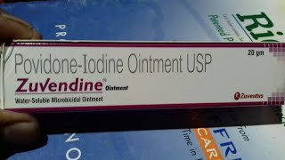 Zuvendine - Ointment Review in Hindi By Medical Dost /  Zuventus Health Care Ltd.