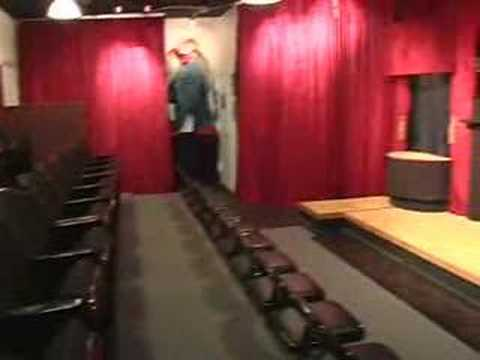 A tour of the Santa Monica Puppetry Center