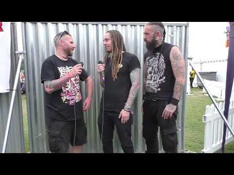 GraVil Interview Bloodstock Festival 2017