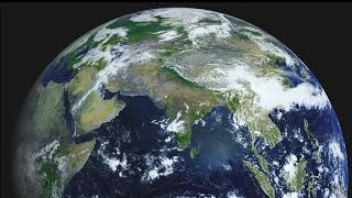 Planet Earth in 4K