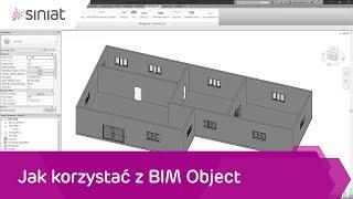 Obiekty BIM Siniat - jak korzystać z BIM Object