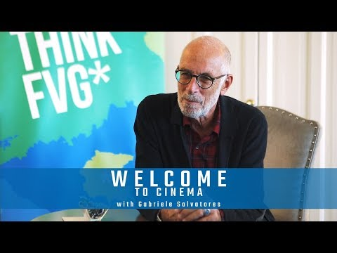 WELCOME TO CINEMA with GABRIELE SALVATORES | Inter Media House 📽⚫🔵