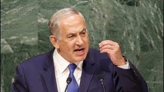 Israel's Prime Minister Benjamin Netanyahu Deliver a POWERFUL Speech at The UN general Assembly