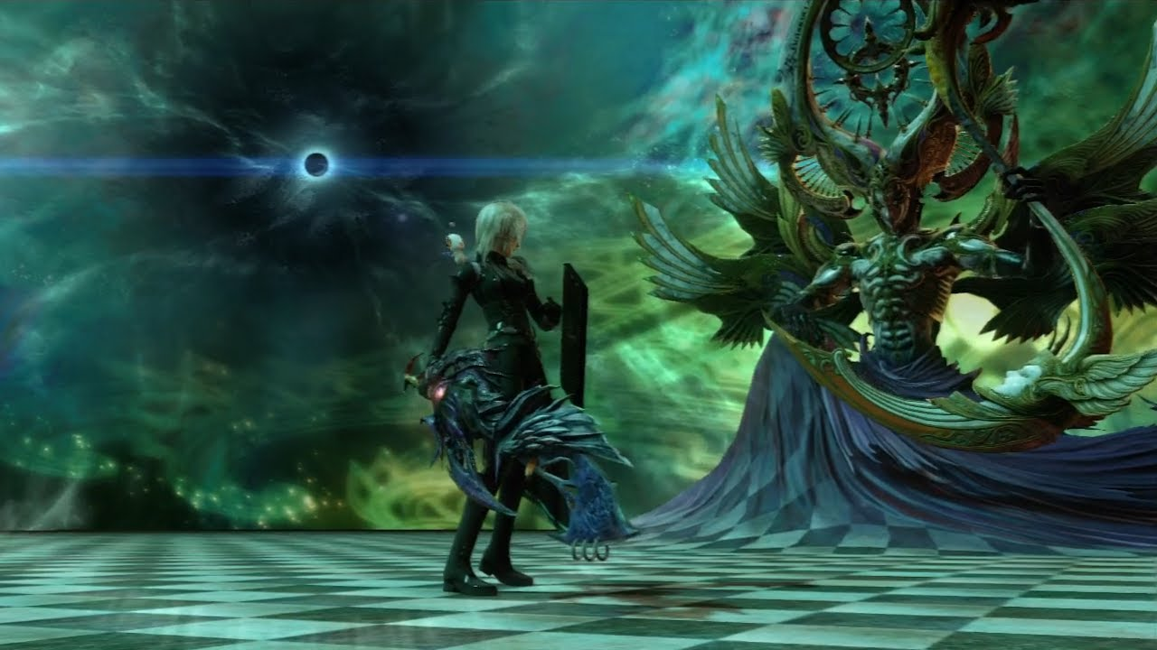 final fantasy every end boss ranked from weakest to most - 1280×720