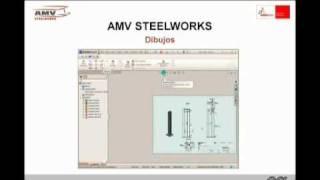 eTip 30 Noviembre 2010 -  Diseño de Estructuras Metalicas con SteelWorks (2 de 3).wmv
