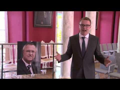 Jubiläumsgala Börsenverein Greifswald: mit Finanzminister a.D. Hans Eichel. Moderation: Tim Henning