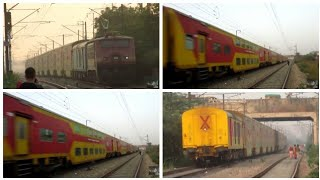 Worst Train to travel from Delhi to Lucknow|Lucknow Double Decker