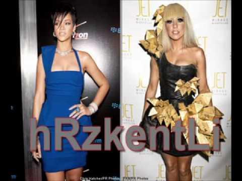 Rihanna Ft Lady Gaga - Silly Boy