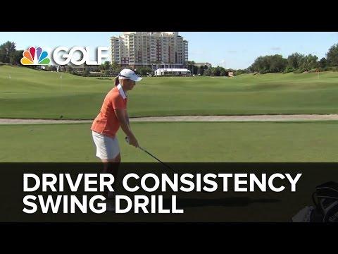 Driver Consistency Swing Drill - SwingFix   Golf Channel