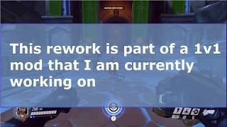 Overwatch Workshop: Doomfist Rework