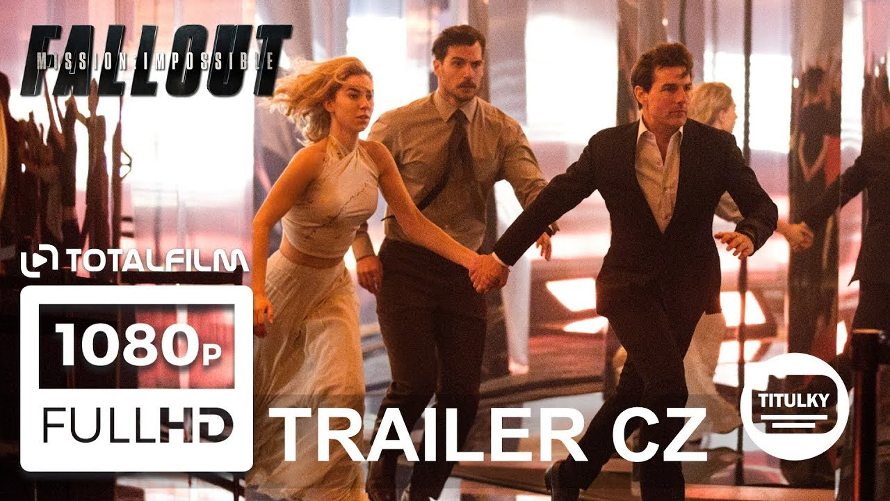 Mission: Impossible - Fallout (2018) CZ HD trailer