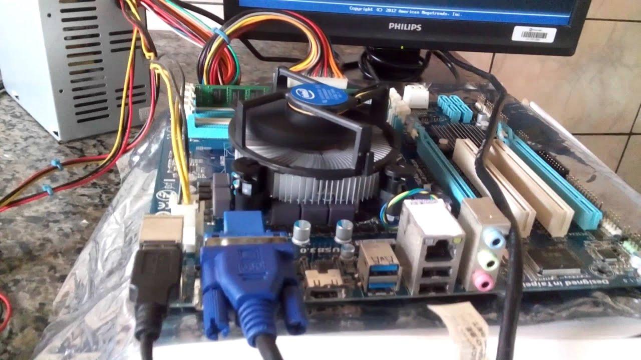 Ga B75m D3h Core I3 3240