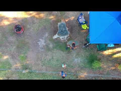Campsites around lake eildon