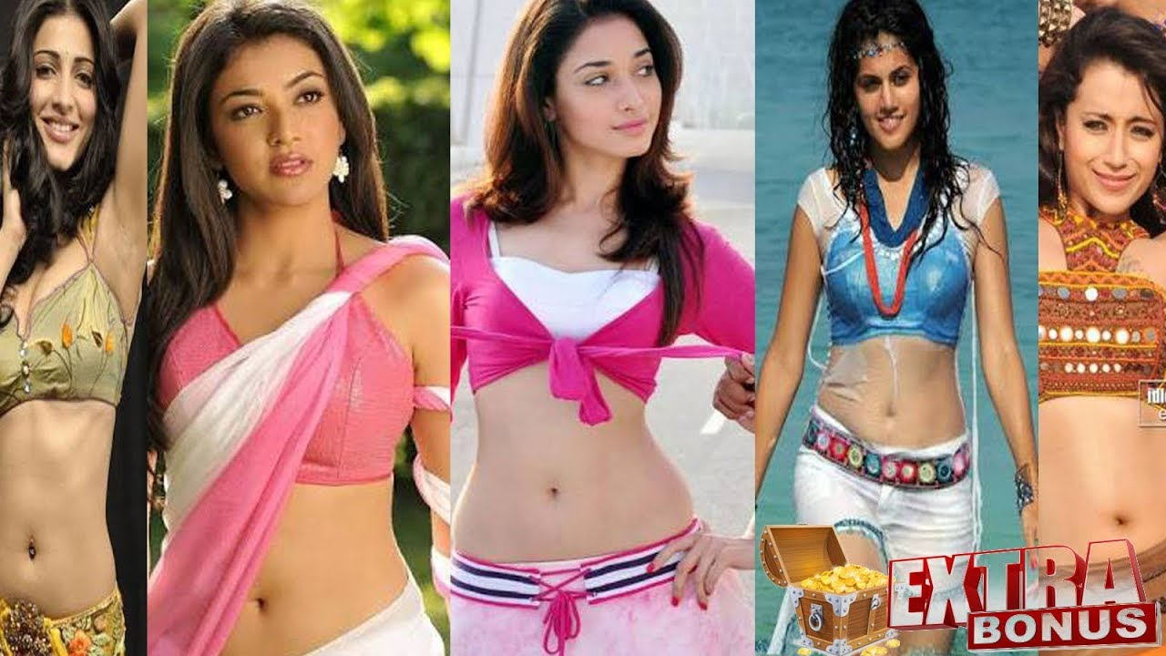 All Time Best Top 10 Hot South Indian Actress Navel Photos Ever Clicked Part 1