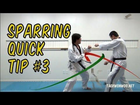 Taekwondo Sparring Tips | Make Your Back Kick Works 200% | TaekwonWoo