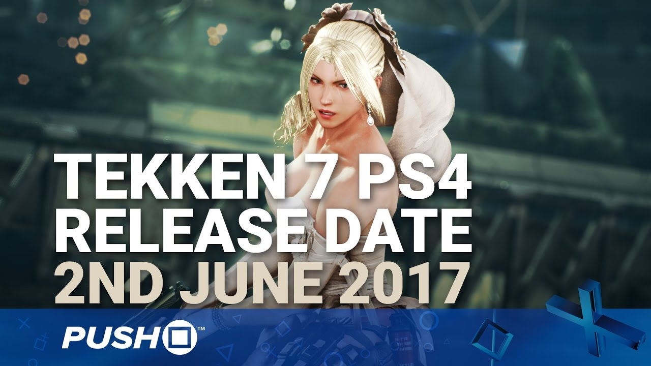 Tekken 7 release date ps4 in Melbourne