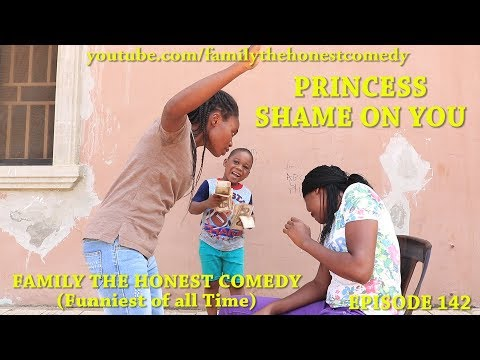 PRINCESS SHAME ON YOU (Family The Honest Comedy) (Episode 142) thumbnail