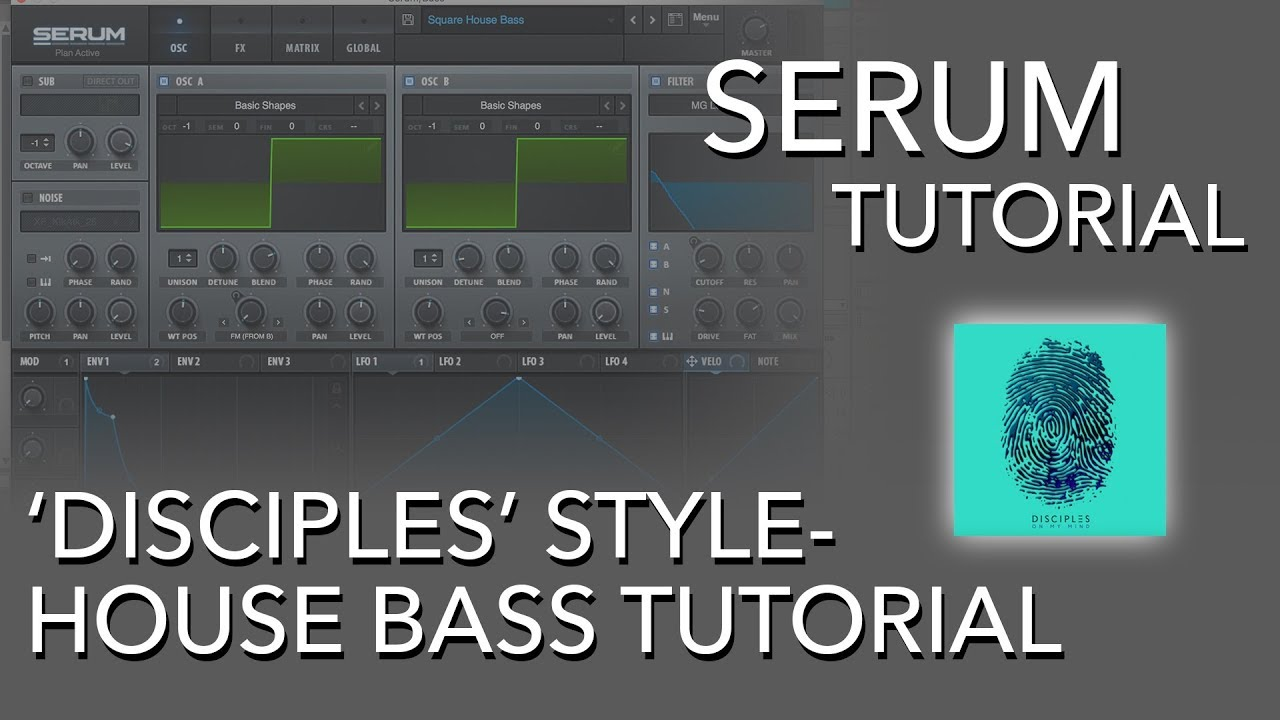 french house serum presets