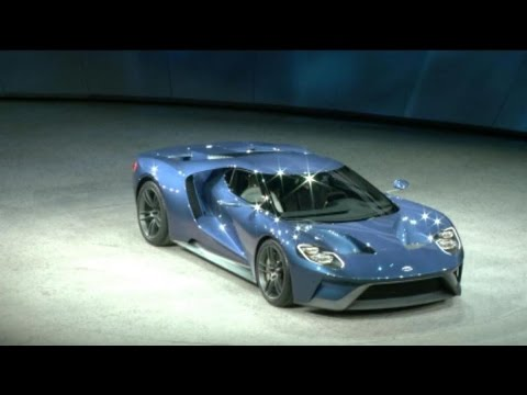 Meet The New Ford Gt Supercar And F  Raptor