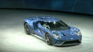 Meet the New Ford GT Supercar and F-150 Raptor