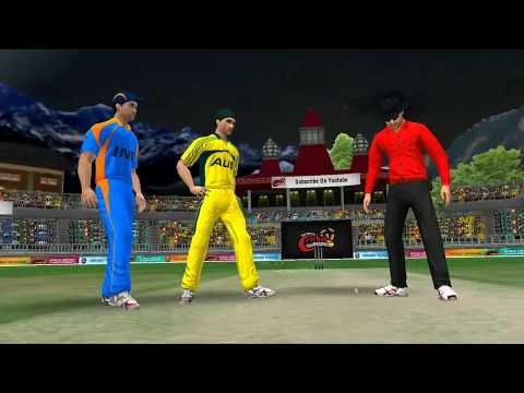 1st October 5th Match India Vs Australia ODI World Cricket Championship 2 Gameplay