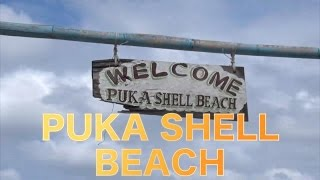 Puka shell beach is best beach in Boracay
