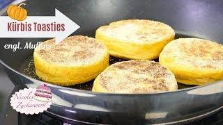 TOASTIES ganz einfach selbst machen / englische Muffins / Nicoles Zuckerwerk