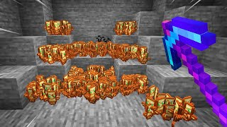 Minecraft, But Item Drops Are Random And Multiplied...