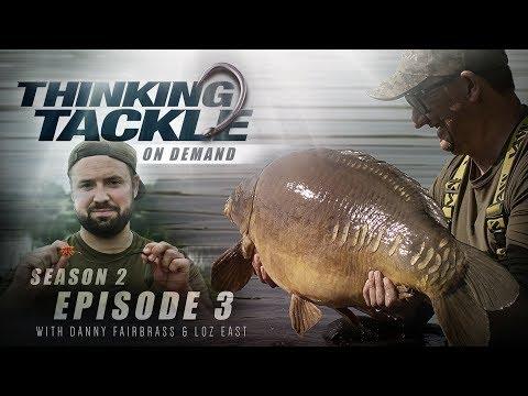 Thinking Tackle OD Season 2 Ep3: Linear - Danny Fairbrass & Lawrence East | Korda Carp Fishing