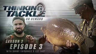Thinking Tackle OD Season 2 Ep3: Linear - Danny Fairbrass & Lawrence East | Korda Carp Fishing