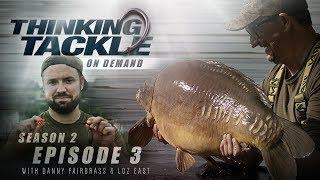 Thinking Tackle OD Season 2 Episode 3: Linear - Danny Fairbrass & Lawrence East | Korda Carp Fishing