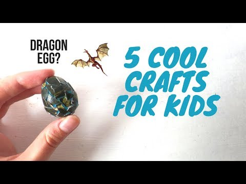 5-cool-crafts-for-kids-to-do-at-home-using-household-items-easy-diy-craft-ideas-for-boys-and-girls