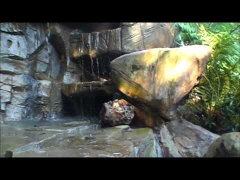 Constructed River Streams Waterfalls Ponds Natural Swimming Pools Youtube