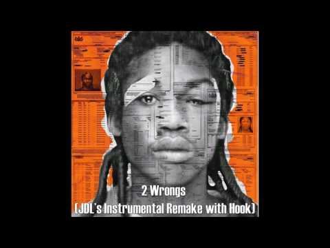 Meek Mill - Two Wrongs (JDL's Instrumental Remake With Hook) + Lyrics
