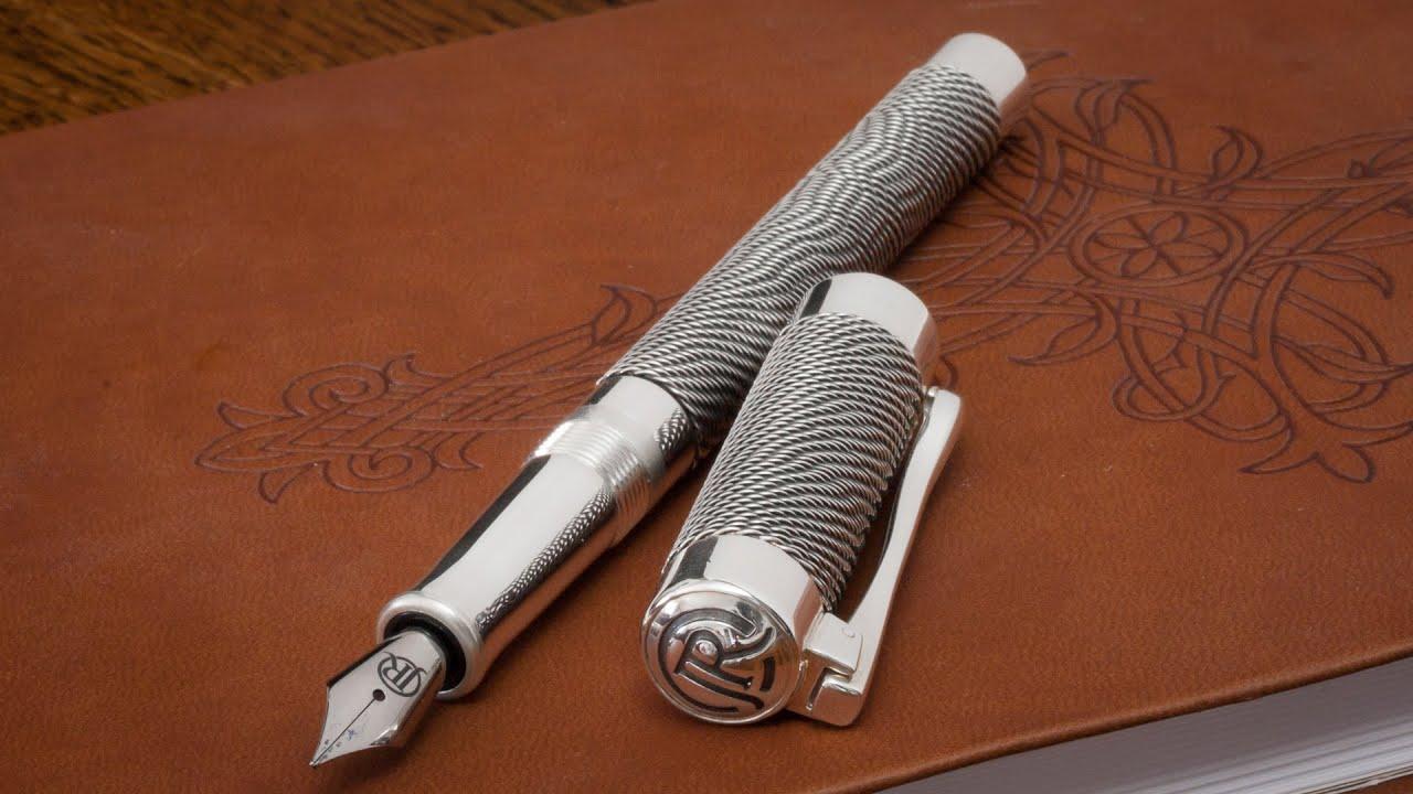 Jack Row Mirage Fountain Pen Review