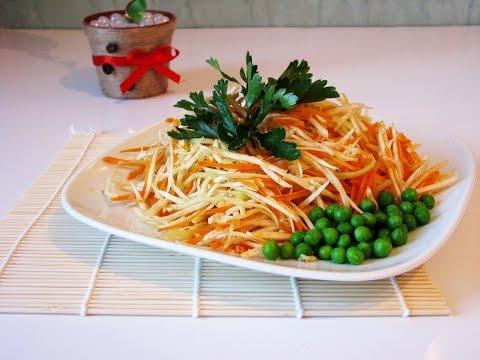 Тор-10 самых вкусных салатов с сельдереем