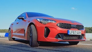 Kia Stinger Walkaround | Top Gear
