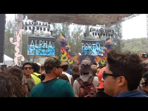Alpha portal live @HOMMEGA FESTIVAL Guadalajara