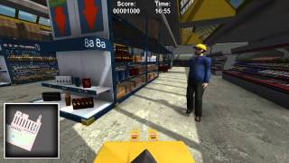 Forklift Simulator 2014 Gameplay - Channel Update