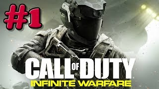 """Call of Duty: Infinite Warfare"" Walkthrough (#YOLO), Mission 1 - ""Rising Threat"""