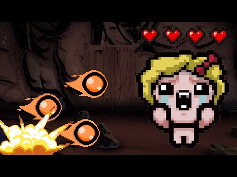 TBoI Afterbirth - ¡MÁS VIDA NO! - Daily