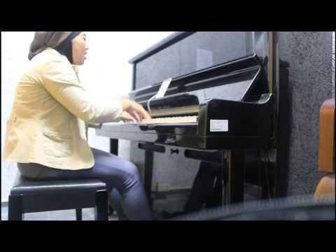 Perahu Kertas Piano en Cover