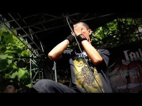Crown Of Rage Live At Java Metal Fest