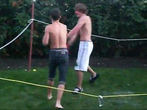 Backyard Fighting Federation - YouTube