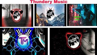Top 5 templates of Thundery Music