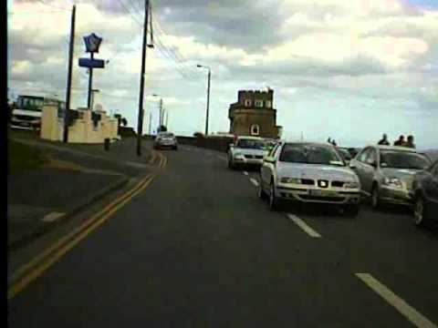 Road trip from Portmarnock Co. Dublin to Malahide Co. Dublin