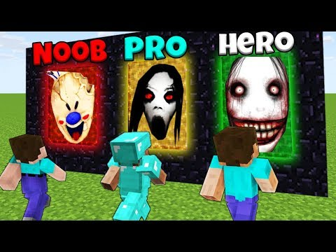 Minecraft Battle: NOOB