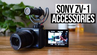 Sony ZV-1 Recommended Accessories | BUDGET OPTIONS INCLUDED