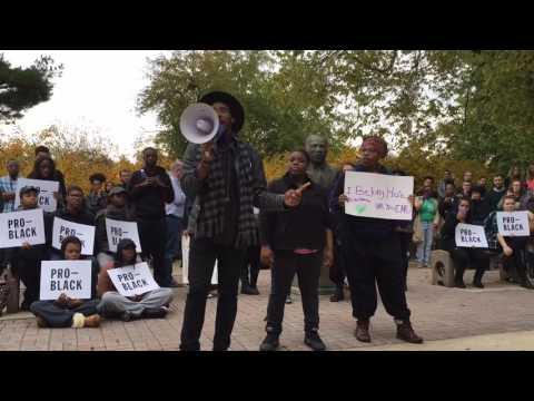 Eastern Michigan University rally